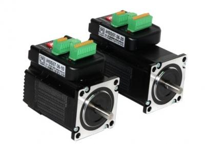 一体化闭环电机应用在直线模组
